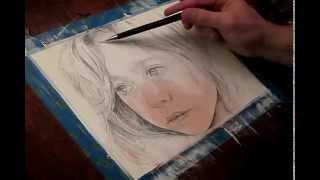 Drawing A Drawing No.1: Cora