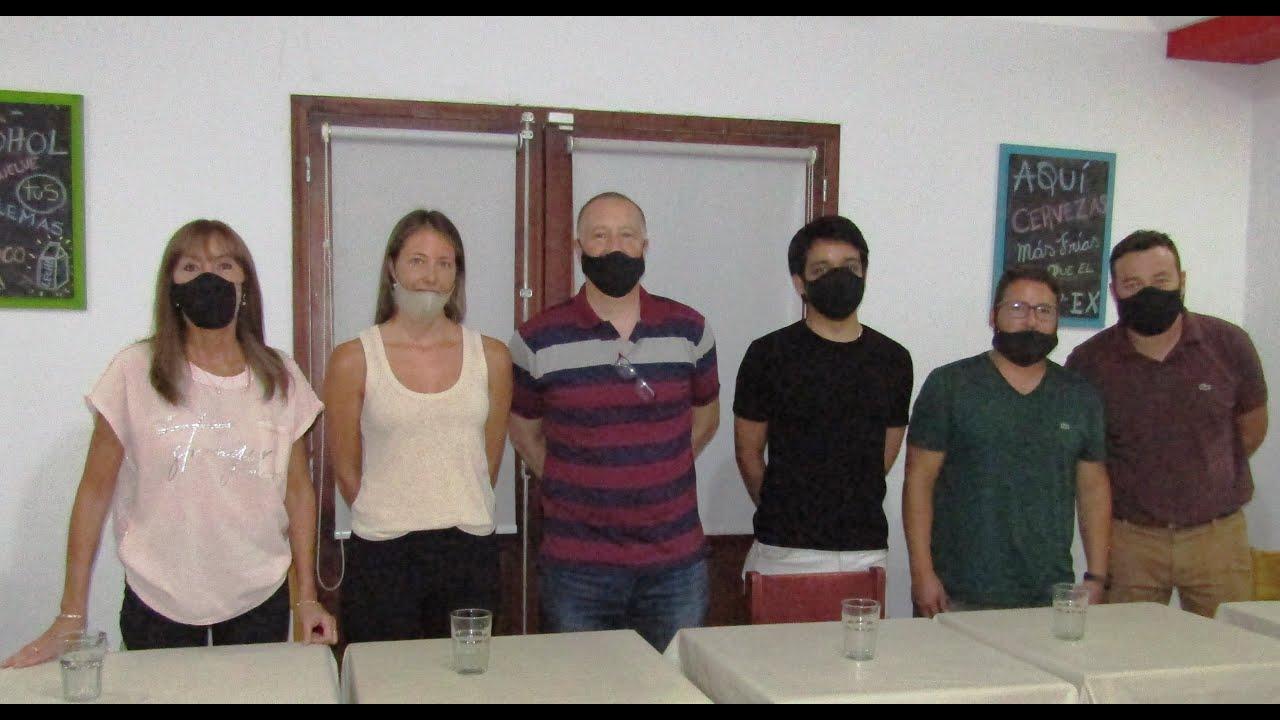 Conferencia de Prensa PJ San Genaro - Renovación de Autoridades