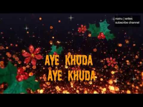 aye-khuda-jab-bana-uska-hi-bana-lyrics-arijit-singh-song-|-whatsapp-status-video-|-nainu-writes