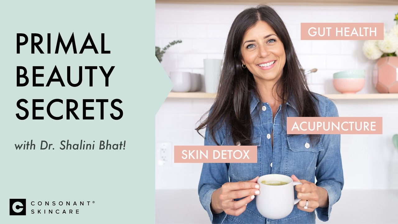 Primal Beauty Secrets  Live Recorded Webinar with Dr. Shalini Bhat