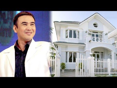 Thăm biệt thự triệu USD của MC Quyền Linh - xanh mướt toàn cây xanh - TIN TỨC 24H TV