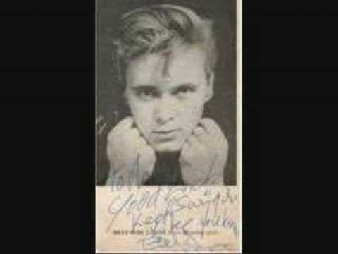 Billy Fury - don't jump Billy