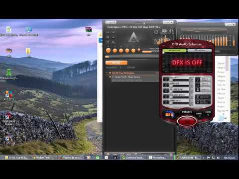 DFX Audio Enhancer   2015 Alta Fidelidad De Audio