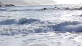 Sneaker Wave Caught Me! - Oregon Coast Trip 2011