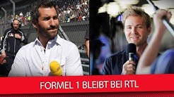 Formel 1 2018 fix bei RTL: Alle Rennen live im Free TV - Neuer Experte: Nico Rosberg!