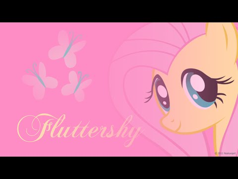 """Fluttershy Tribute, """"Fight Song""""❤"""