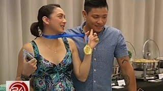 24 Oras: Iya Villania, binigyan ng suprise baby shower