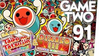 Diablo 3: Eternal Collection, Taiko No Tatsujin, Déraciné, Ausgegraben: Die Siedler | Game Two #91