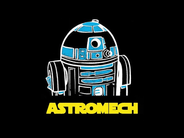 Astromech Episode105 PLUGGED IN