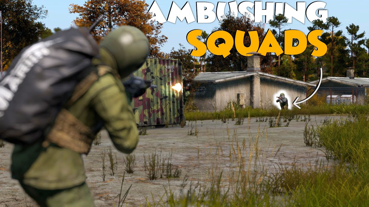 DayZ - Interrupting SQUAD Fights To KILL Them All And STEAL The LOOT!