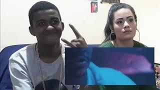 Jhony e India Lua - REACT - CANÇÃO INFANTIL - Cesar MC part. Cristal