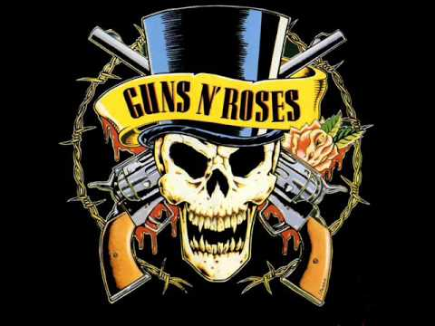 Guns N' Roses    Welcome To The Jungle   Versão Instrumental