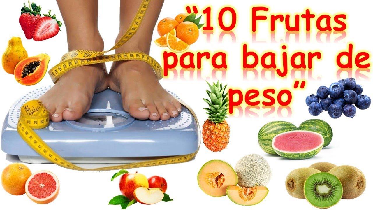frutas que ayudan a quemar grasa