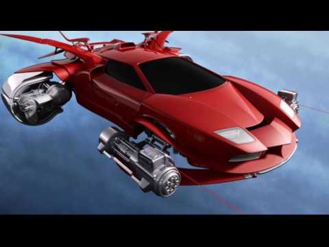 The Most Beautiful Flying Cars In The World