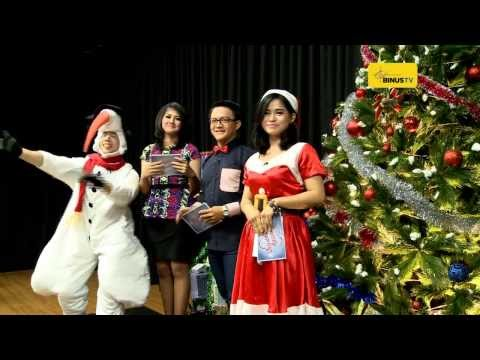 CHRISTMAS SPECIAL 2013 featuring Billy Simpson from The Voice Indonesia