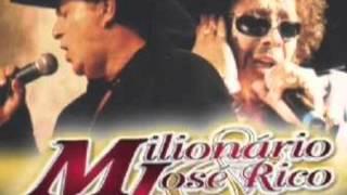 Milionário e José Rico- Sonhei com você (letra)