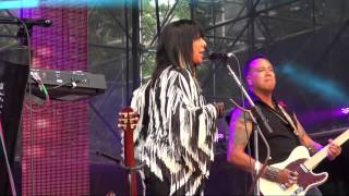Buffy Sainte-Marie - Cho Cho Fire - Live at Luminato David Pecaut Square 2014