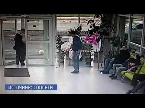 """Соцсети: в Казани на камеру видеонаблюдения попала """"кража века"""""""