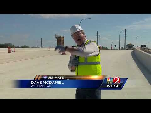 New traffic shift for Maitland Boulevard