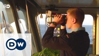 Deutsche Marine hilft Flüchtlingen | DW Reporter