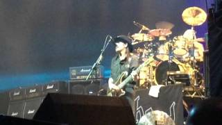 "Motörhead - ""Ace of Spades"" in Oslo Spektrum 3rd of December 2015."