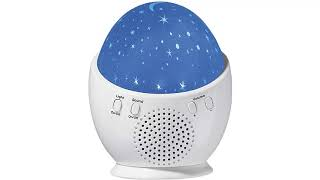 Conair C Sky Light with Sound Therapy