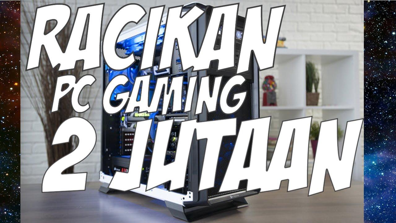Racikan Pc Gaming 2 Jutaan Desktop Mini Sunbio Paket Hemat