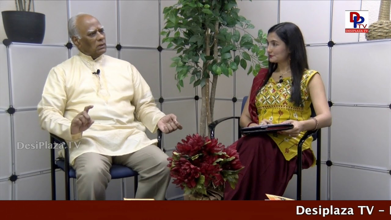"Part1 - Dr. Prakash Rao - Interview about his book ""Reviving Hinduism """