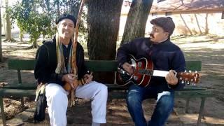 Pedro Ribas e Pirisca Grecco apresentam projeto Ladainha Campeira