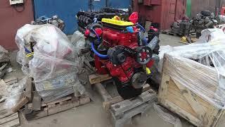 Двигатель ММЗ Д-245 (С Хранения)