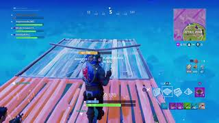 TROLL BASE AERIENNE AU SNIP ET AU TREMPLIN ! Fortnite Battle Royale FR