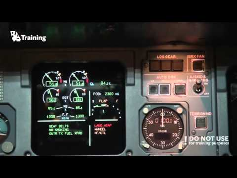 Airbus A320 Dual Hydraulic Failure  - Type Rating - BAA Training