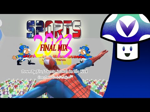 [Vinesauce] Vinny - Sports 2013 Final Mix (Weird Sports Game)