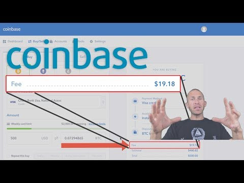 Avoid Coinbase Fees with GDAX - How to Stop Paying Coinbase Fees