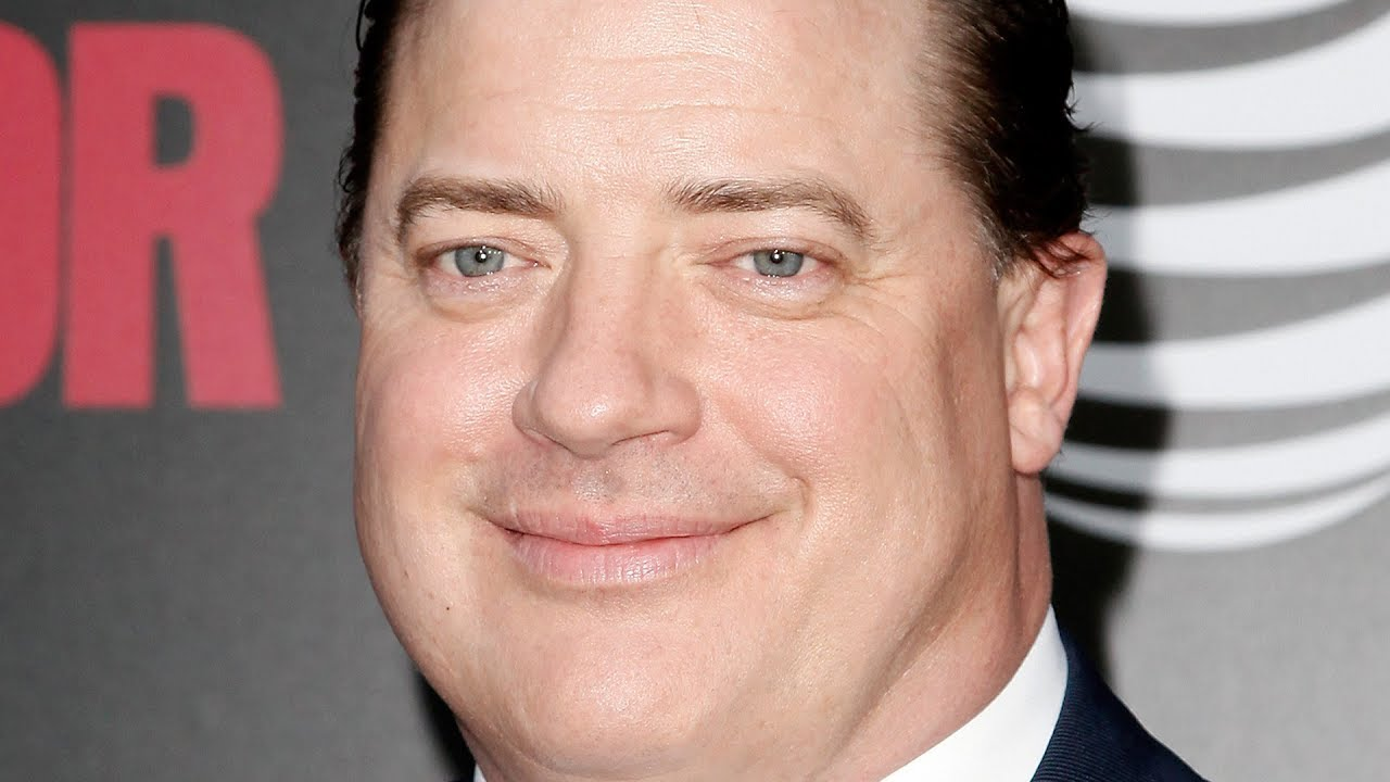 why hollywood won t cast brendan fraser anymore youtube