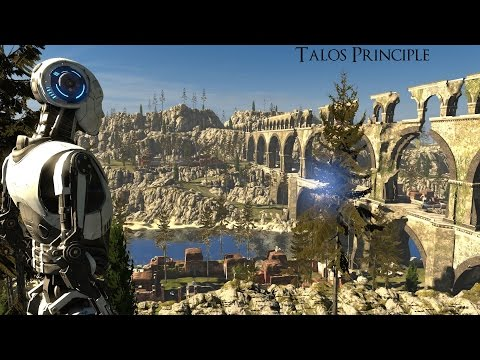 Don Shows off Talos Principle