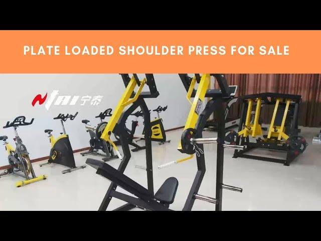 Shoulder Press Machines - Overhead Press Machines - Military Press Machines