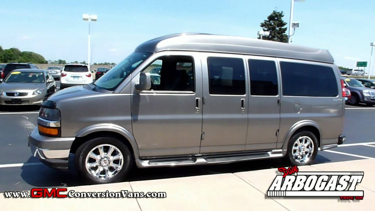 Used 2007 Chevrolet Hi Top Conversion Van