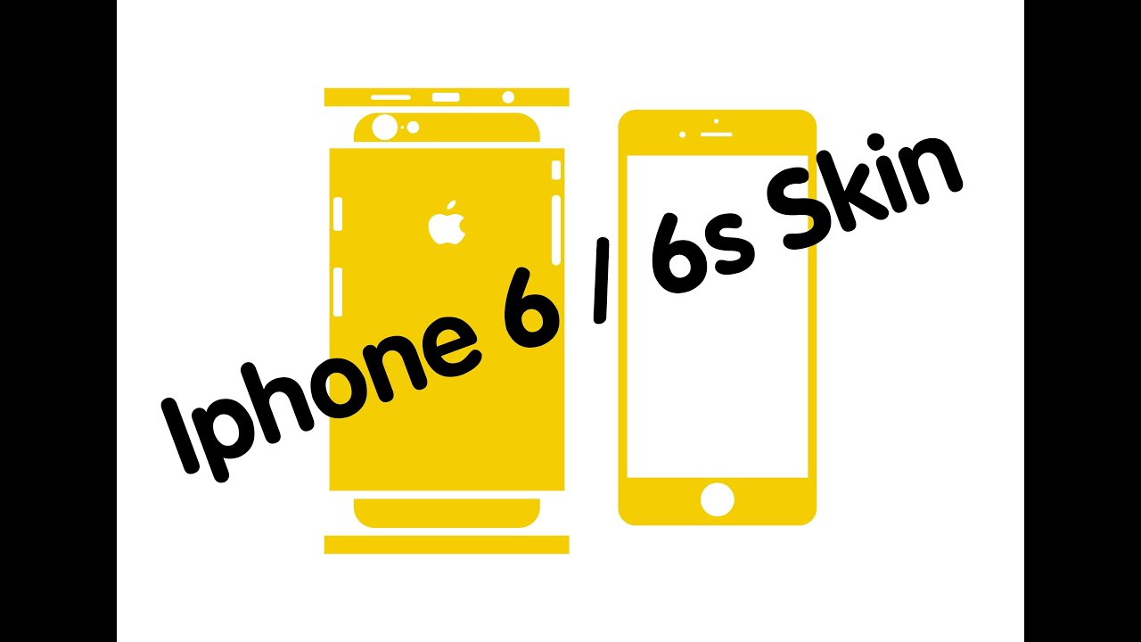 Diy how to create your own iphone 6 6s skin on adobe for Iphone 5 sticker template
