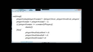 Let's Code: Blackjack (Javascript) Part 5: Recap