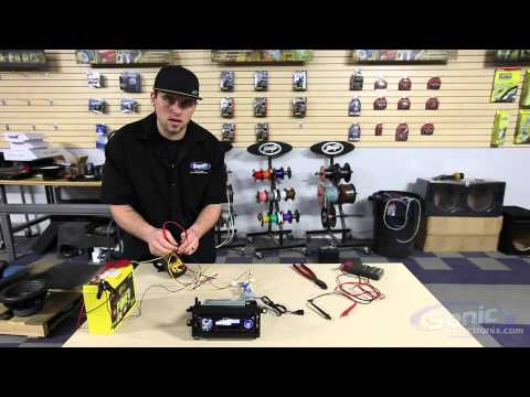 How to Check Continuity with a Digital Multimeter   Car Audio 101