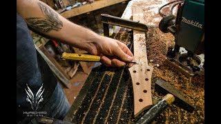 Building a Hufschmid guitar - Time-Lapse !