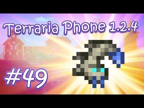 видео: lp. hm. terraria phone 1.2.4 #49 (Подготовка к битве с Рыброном)