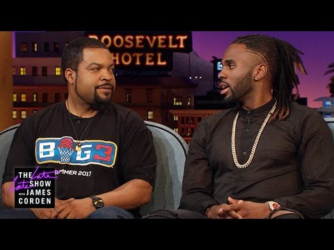 Ice Cube & Jason Derulo's Mothers Had Some Music Concerns