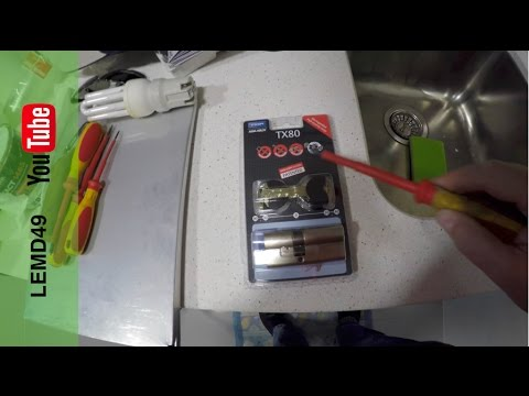 Loft Hacking (3) Changing the lock