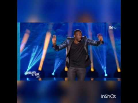 AHMED SYLLA - PASSAGE SUR DIDIER DESCHAMPS (MDR 2016)