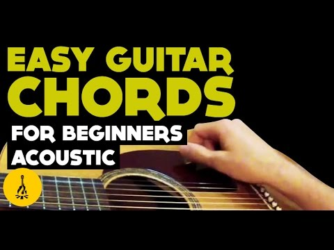 EASY Guitar Chords That Sound Good Together! Super Easy Guitar Chords