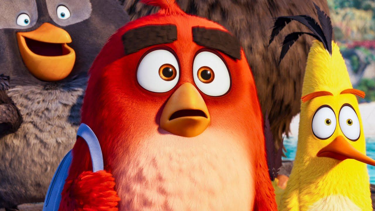 Angry Birds Film 2019