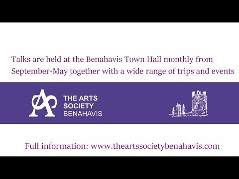 THE ARTS SOCIETY BENAHAVIS -The 50th anniversary of the founding of NADFAS