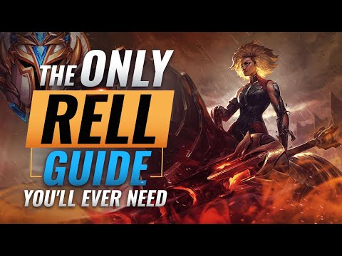 The ONLY RELL Guide You'll EVER NEED - League of Legends